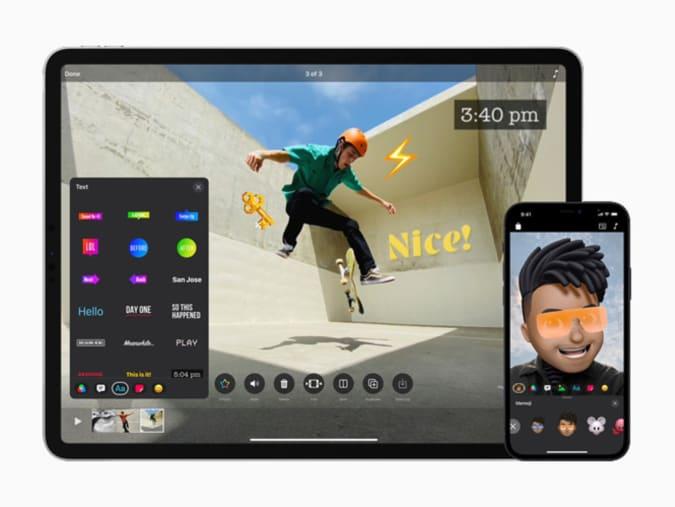 Apple iPad Clips 3.0