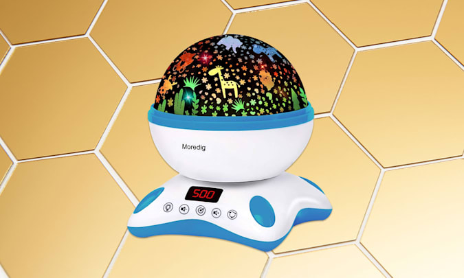 Holiday Gift Guide: Moredig Baby Projector