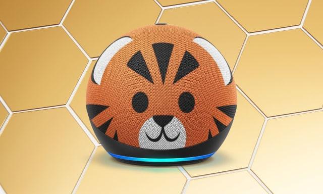 Holiday Gift Guide: Amazon Echo Dot Kids