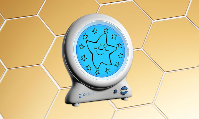 Holiday Gift Guide: Tommee Tippee GroClock