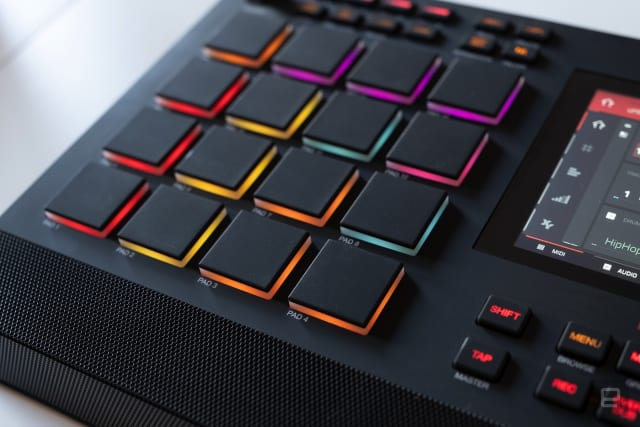 MPC Live II review.