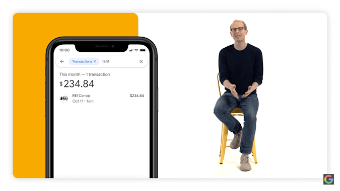Google Pay redesign 2020