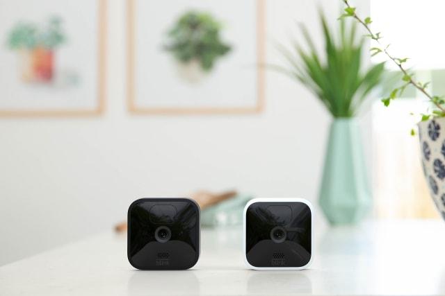 Blink Outdoor and Indoor cameras