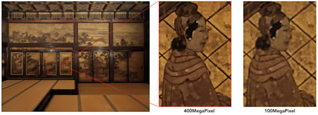Fujifilm Pixel Shift