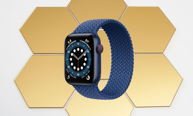 Holiday Gift Guide: Apple Watch Series 6