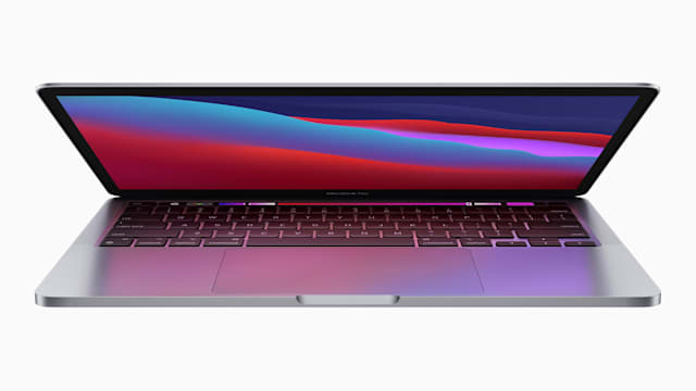 Apple's One More Thing event: MacBook Pro
