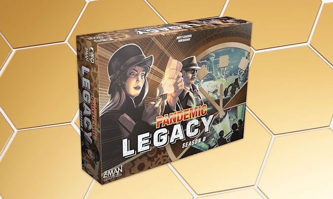 Holiday Gift Guide: Z-Man Games Pandemic Legacy Season 0