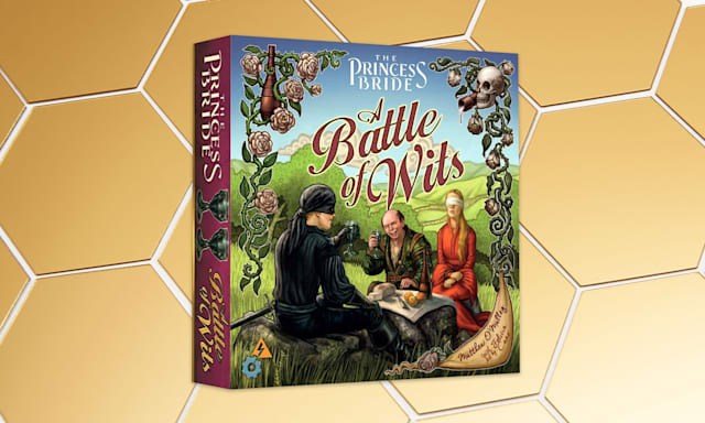 Holiday Gift Guide: Ravensburger The Princess Bride Adventure Book Game