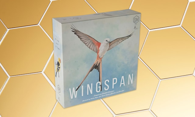 Holiday Gift Guide: Stonemaier Wingspan