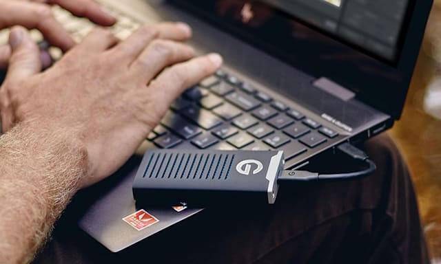 Holiday Gift Guide: G-Technology G-Drive Mobile SSD