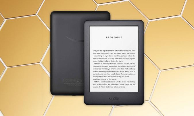 Holiday Gift Guide: Amazon Kindle