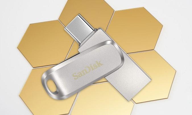 Holiday Gift Guide: SanDisk Dual Drive Luxe Depolamayı Çok Kolaylaştıracak
