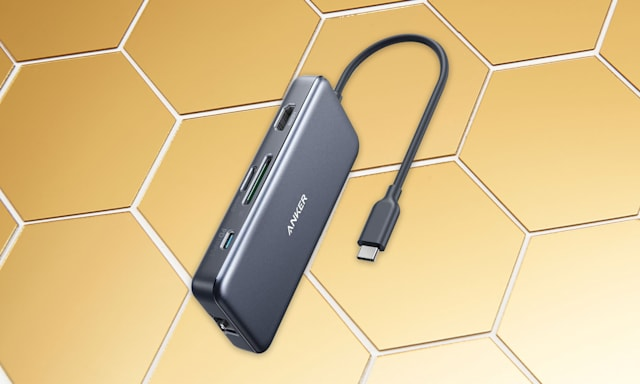 Holiday Gift Guide: Anker PowerExpand+ 7-in-1 USB-C Ethernet Hub