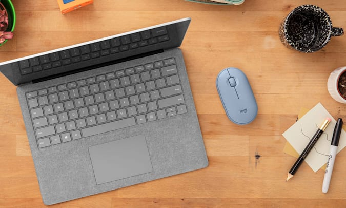 Holiday Gift Guide: Logitech Pebble M350