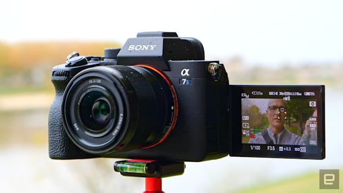 Sony A7S III full-frame mirrorless camera review