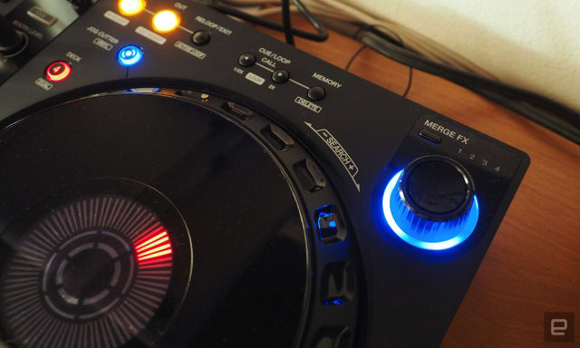 Pioneer DJ's latest is a dual-license DJ controller with a few new tricks.