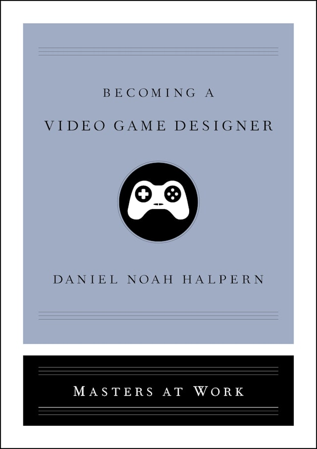 Becoming a Video Game Designer