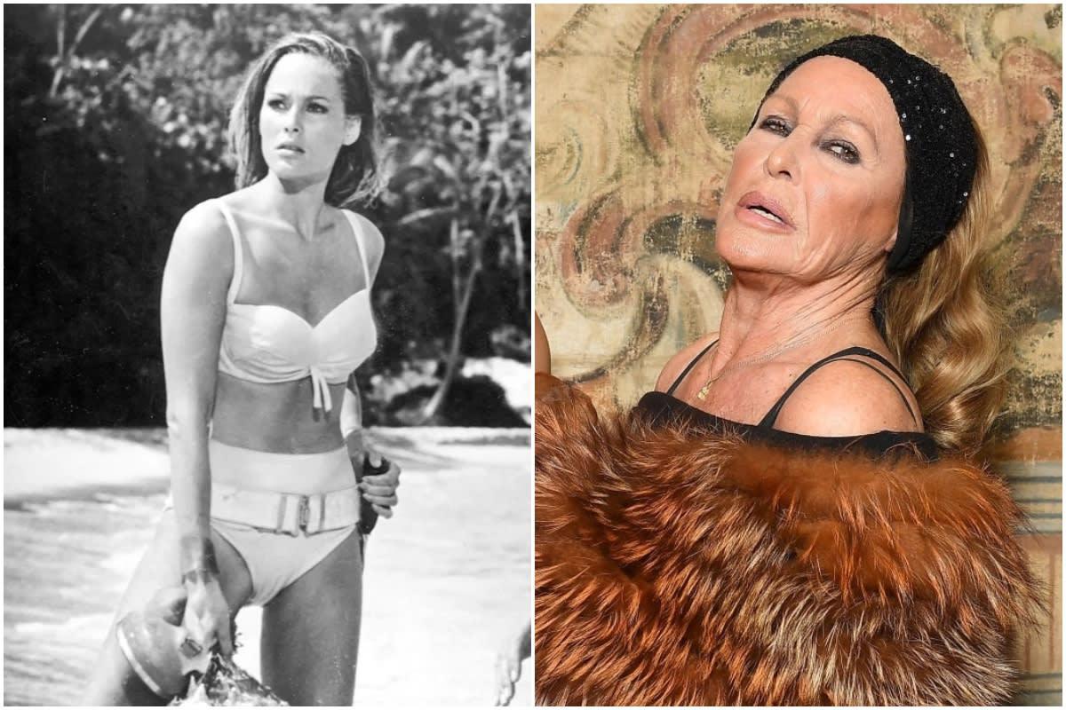 Las 'chicas Bond' más famosas, antes y después