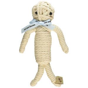 Halloween Rope Dog Toy, 10-Inch, Mumford The Mummy