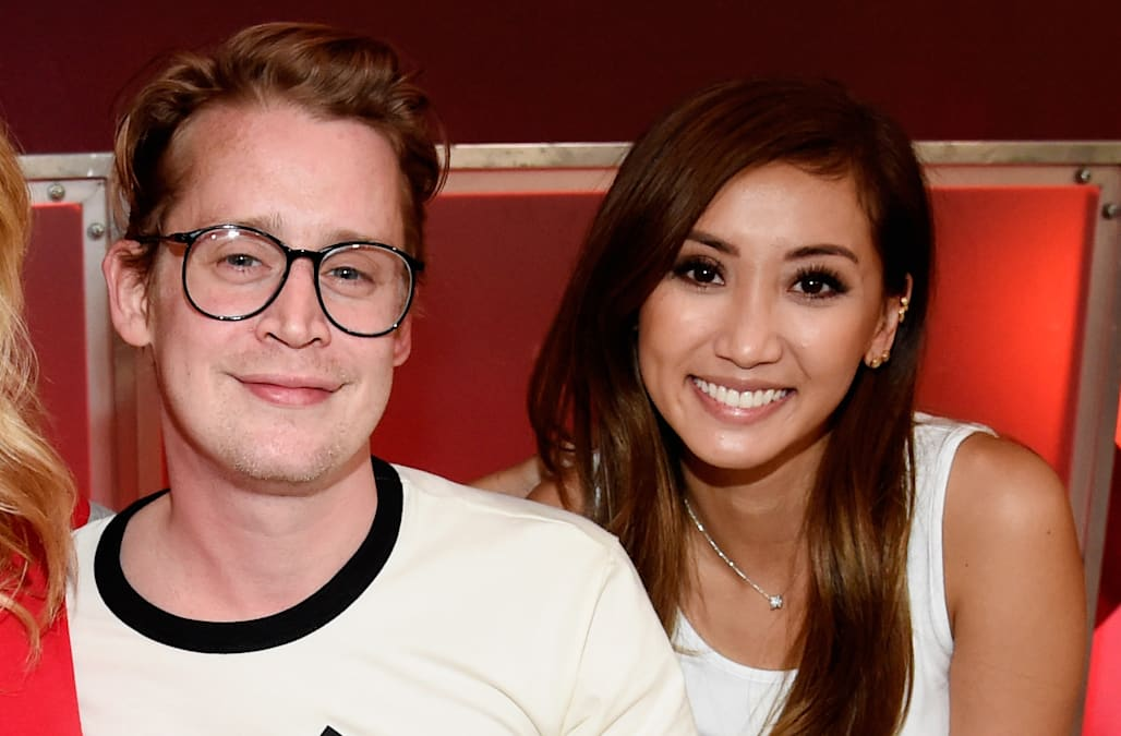 713c0c53502c Brenda Song shares how she and boyfriend Macaulay Culkin bonded over being  child stars (Exclusive)