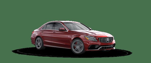 Mercedes-Benz C63 S  (2018)