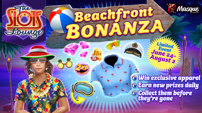 Beachfront Bonanza