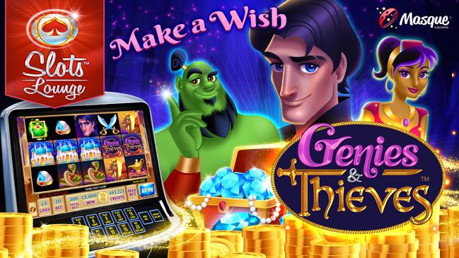 Genies & Thieves