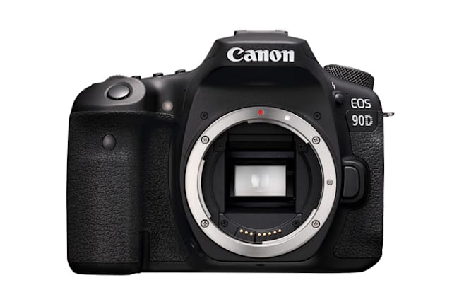 Canon EOS 90D DSLR