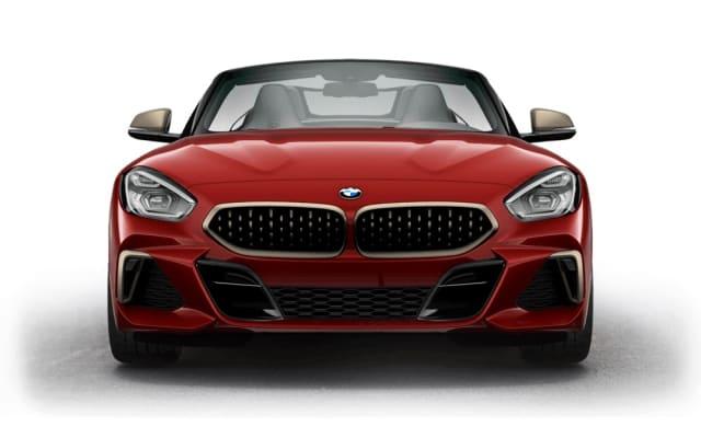 BMW Z4 M40i (2020)