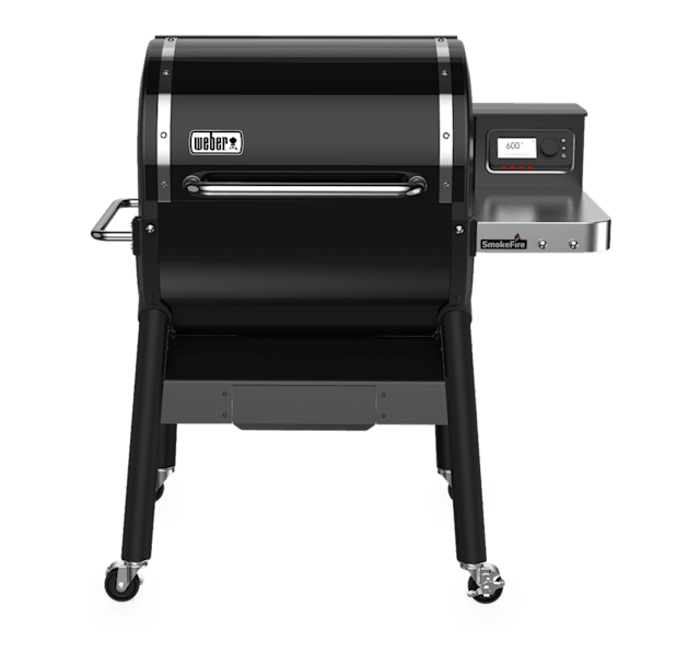 Weber SmokeFire Wood Fired Smart Grill EX4