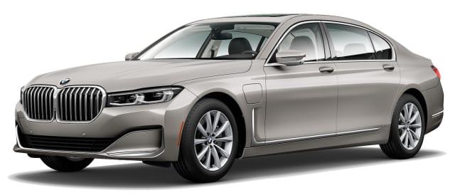 BMW 745e xDrive PHEV
