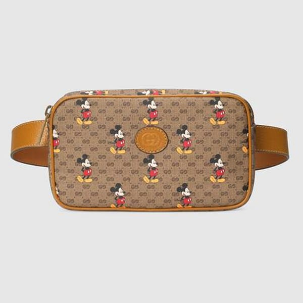 TheLunar New Year Disneyx Guccilimited-edition collection includes over 70 styles ofRTW.