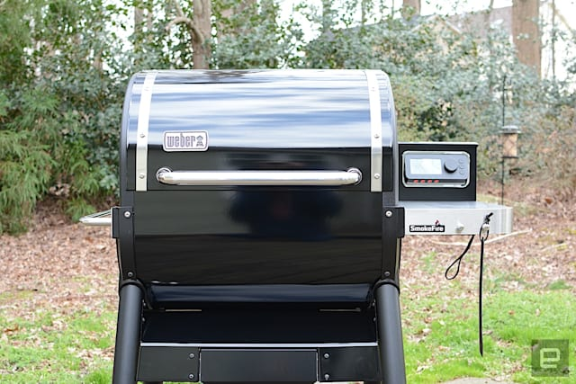 Grille Weber SmokeFire