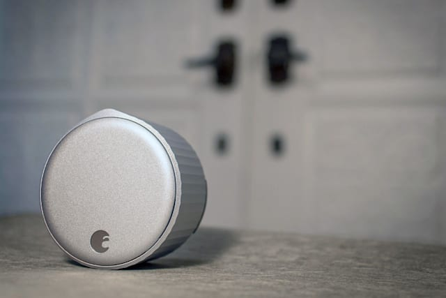 August Smart Lock 4th gen