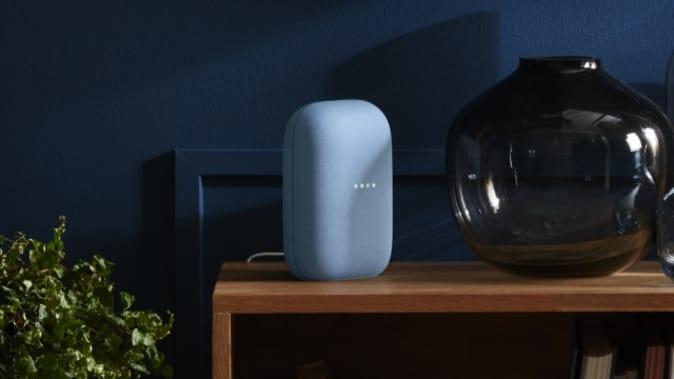 Nest smart speaker