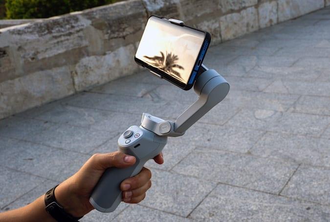 DJI OM4 handheld mobile gimbal