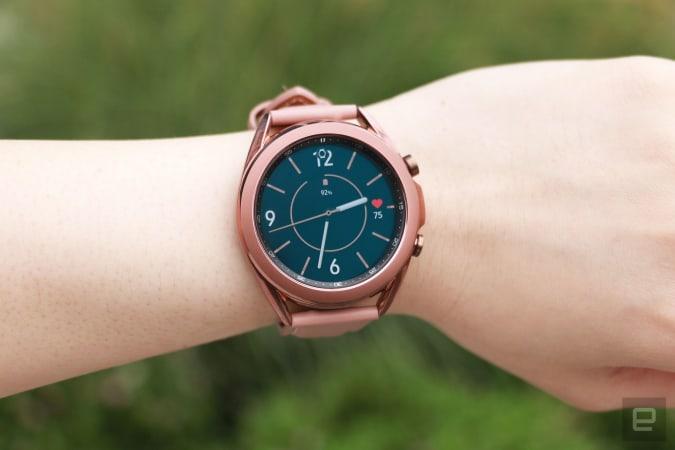 Samsung Galaxy Watch 3 reviews