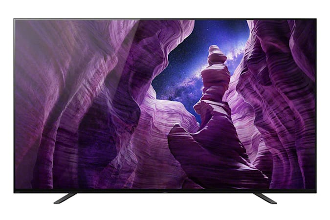 Sony A8H Bravia OLED TV