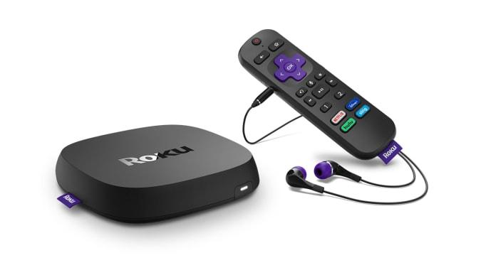 TV streaming box