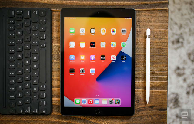 Gadgets: 8th-generation Apple iPad