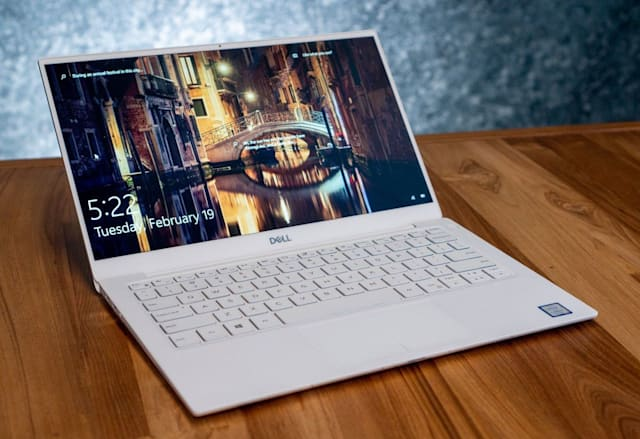 Dell XPS 13 (2019) laptop