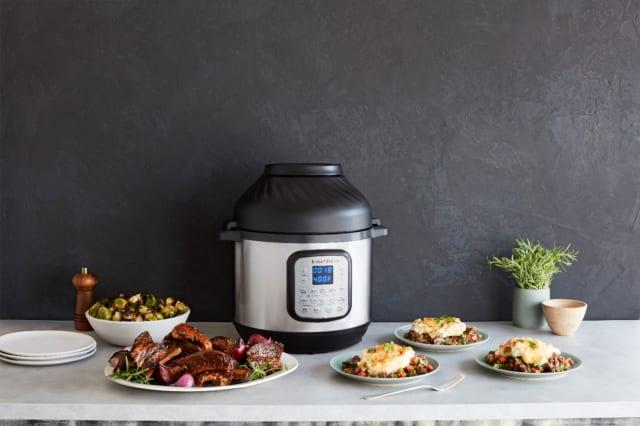 Στιγμιαία κουζίνα τύπου Instant Pot Duo
