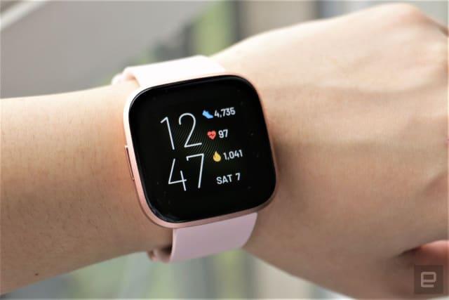Έξυπνο ρολόι Fitbit Versa 2