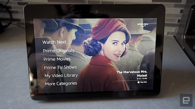 Amazon Echo Show (2nd-gen)