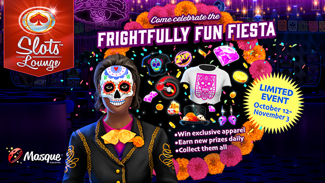 Frightfully Fun Fiesta