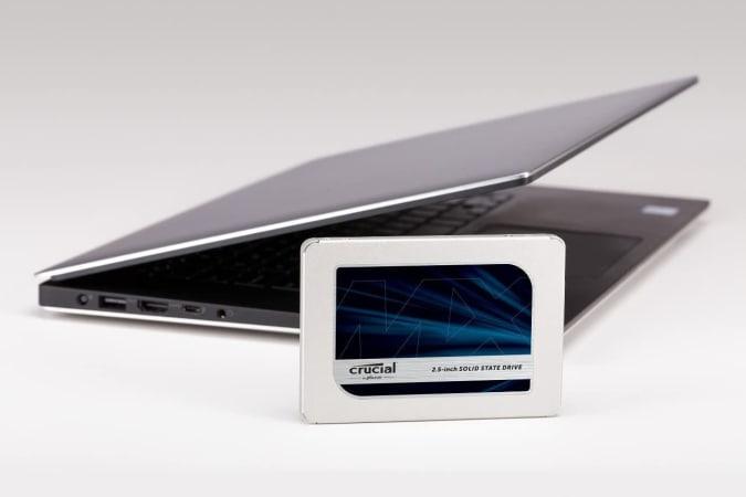 Crucial NAND SATA SSD