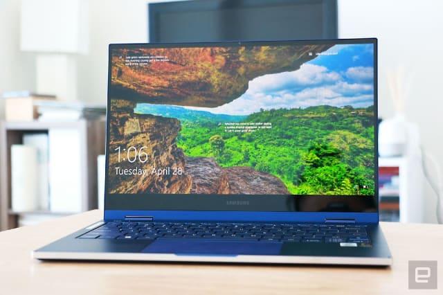 Samsung Galaxy Book Flex laptop