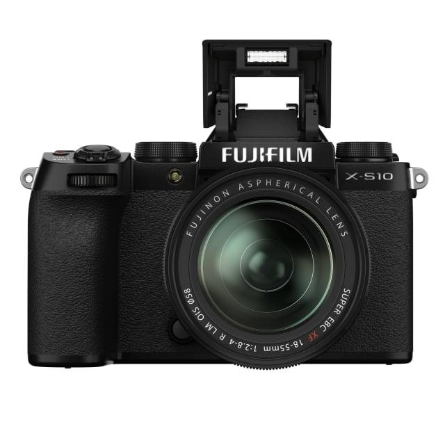 Appareil photo sans miroir Fujifilm X-S10 APS-C
