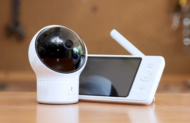 Eufy Spaceview baby monitor