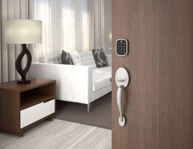 Yale Assure Lock SL smart lock